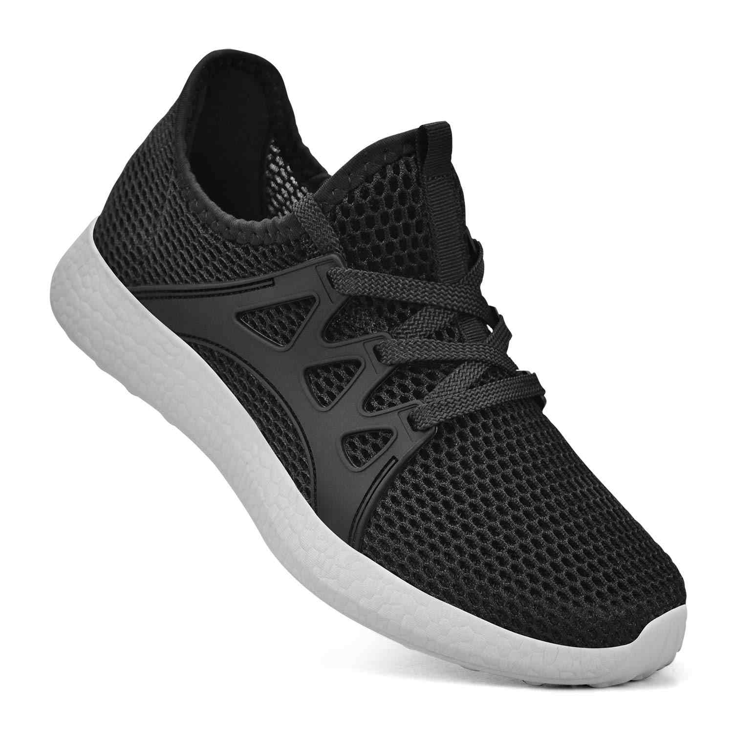 Womens Sneaker Mesh Athletic Breathable Running Tennis Shoes