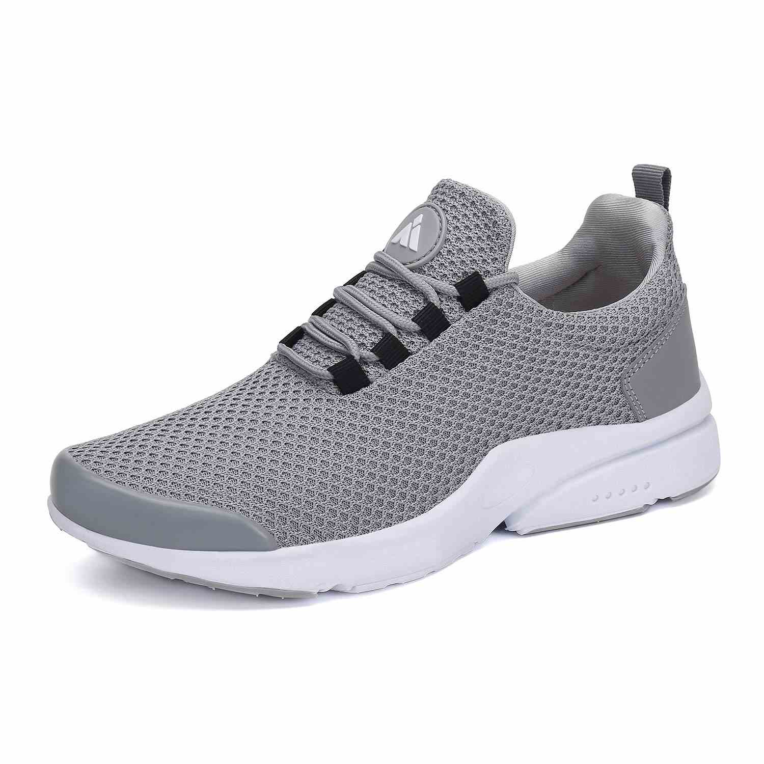 Women Fashion Sneakers Breathable Mesh Comfortable Lightweight Walking Shoes Slip-On Running Soft