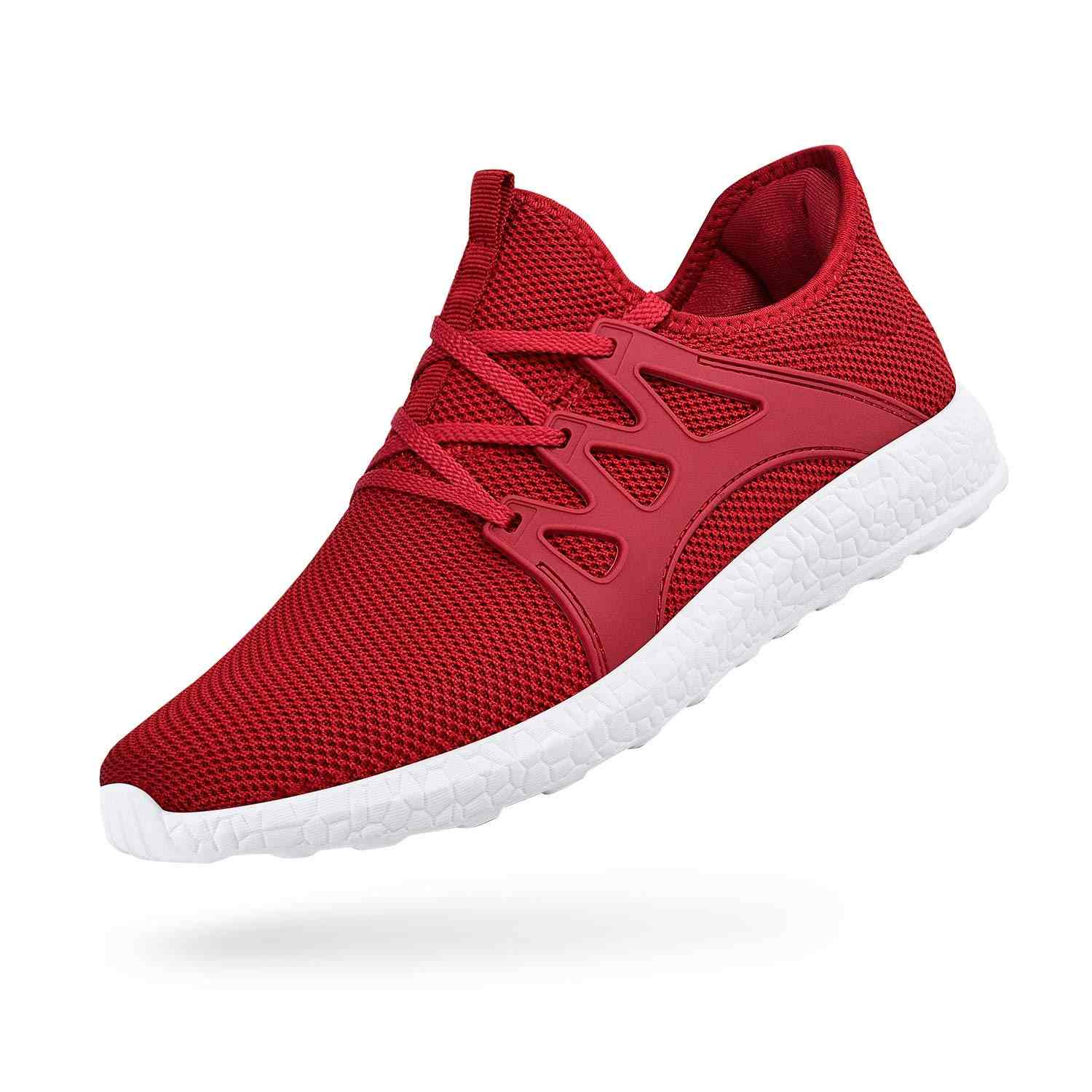 Mesh Ultra Lightweight Breathable Athletic Running Men's Sneakers