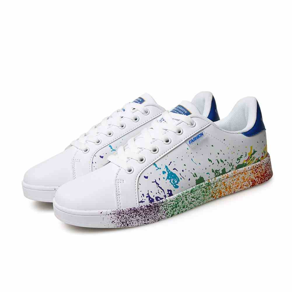 Women's Skateboarding Shoe Colorful Fashion Skater Sneakers