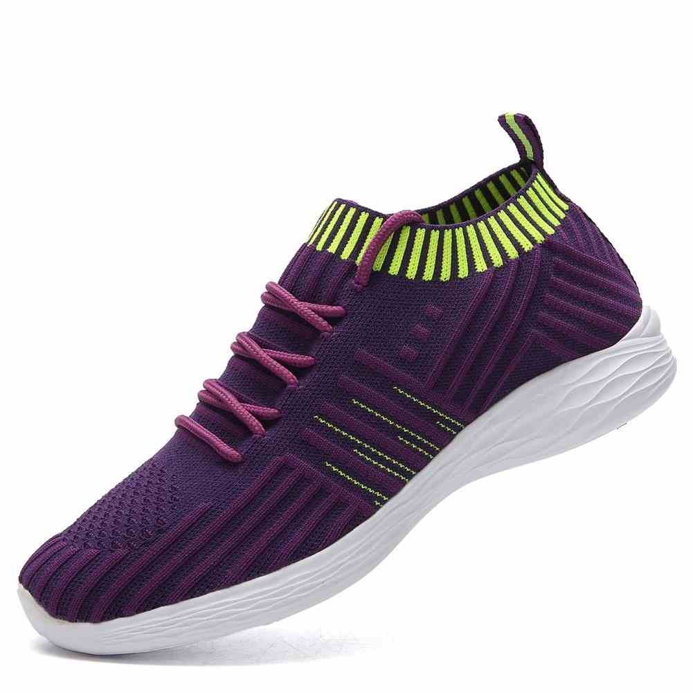 Women's Lightweight Walking Shoes Breathable Sneakers Mesh Tennis Shoes for Women